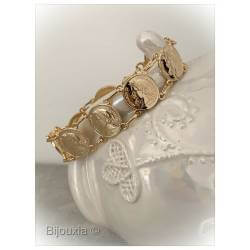 Bracelet Pièces Imitation...