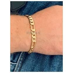 Bracelet 21 cm - 6,7 mm...