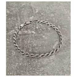 Bracelet Maille Corde...