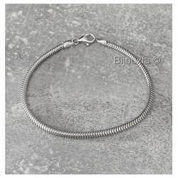 Bracelet Maille Serpent...