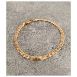 Bracelet Souple Maille...