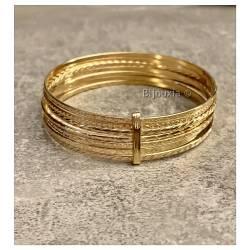 Bracelet Joncs Semainier...