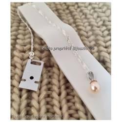 Collier chaîne + pendentif...